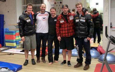 Skiteam CAN 2012 bei EMPOWER