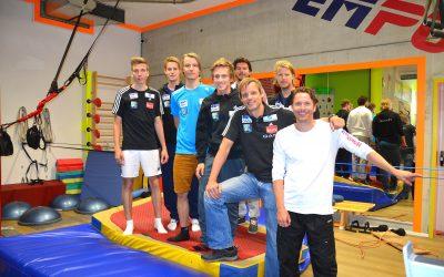 Schisprung-Nationalteam NOR 2015