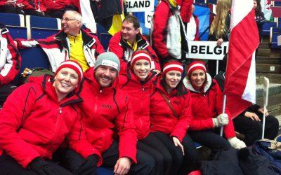 Bronze für Damen Curling-Nationalteam in Karlstad, SWE 2012